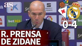 Download Eibar 0 - Real Madrid 4   Rueda de prensa de Zidane   Diario AS Mp3 and Videos
