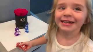 Mia's Major Haircut! Daddy's New Beard Color! Beauty Day!!! | Perez Hilton And Family