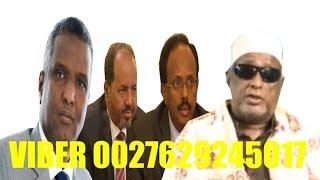 Sheekh Nuur baaruud oo Weeraray Mucaaradka Farmaajo 18/04/2019