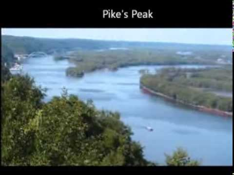 On the Road: Upper Mississippi River Reflections — Historic Towns, Trails and Tales