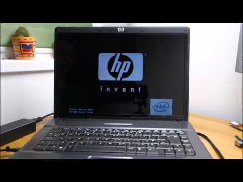 HP laptop battery calibration guide (quick steps in video description)