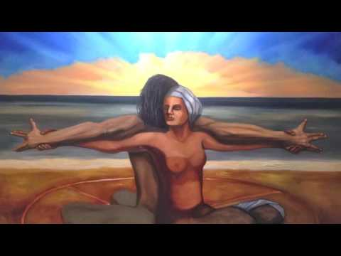 STARFISH MEDICINE WHEEL CAYMAN by Nazim Artist (C)