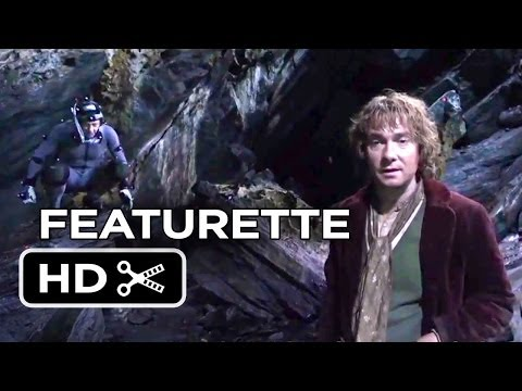 The Hobbit: An Unexpected Journey  Edition  Gollum Riddle  2013 HD