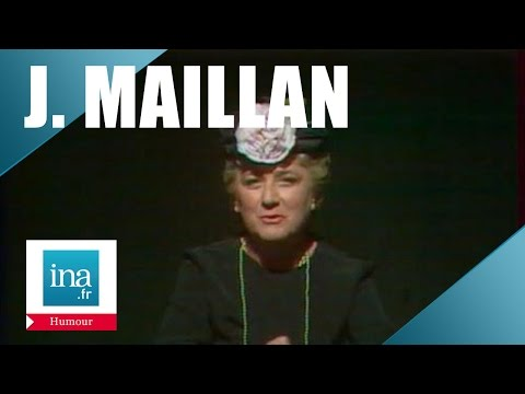 INA   Jacqueline Maillan, le best of