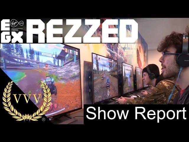 EGX Rezzed 2018 Show Report