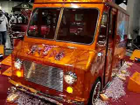 "2008 San Diego Custom Car Show - The Amazing ""Ice Cream ..."