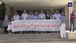 وقفات تضامنية مع الأقصى ضد انتهاكات الاحتلال - (18-7-2017)