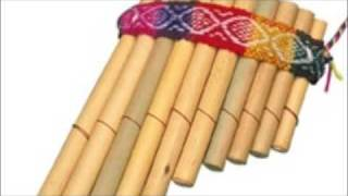 The song Chiquitita by ABBA in a pan flute version