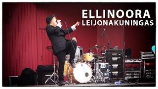 Ellinoora - Leijonakuningas - Särkänniemi 30.04.2016