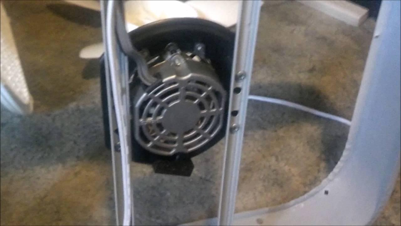 small resolution of teardown lasko b20200 box fan