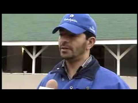 Kentucky Derby 135: Saeed bin Suroor interview