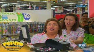 Pepito Manaloto: Luckiest shopper