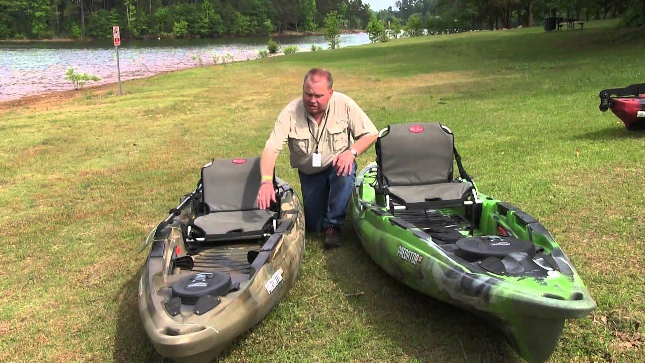Fishing Kayaks Old Town Predator MX Angler Fishing Kayak