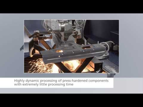 TRUMPF Laser Beam Sources: Applications in the process chain hot-stamping