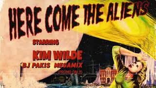 Kim Wilde - Here Come the Aliens (DJPakis promo megamix)