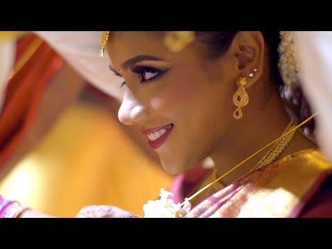 Malaysia Ceylonese Indian Wedding Video || Celebrating Lingesh & Purani