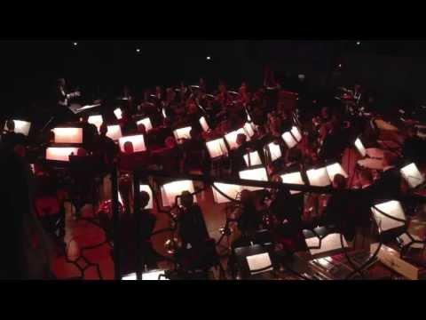 Star Trek - Swedish royal philharmonic at Concert hall in Stockholm