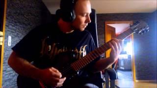 Behemoth - The Satanist ( Guitar Cover )