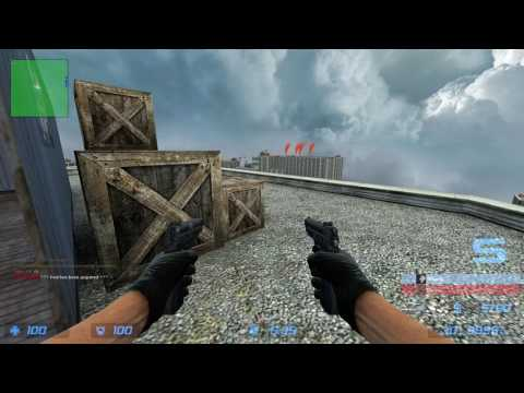 Counter-Strike Source: Zombie Escape - ze_Rooftop_Madness_v1_9 on Net4ALL