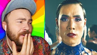 Gay guy reacts to Eugene Lee Yang's 'I'm Gay' Music Video