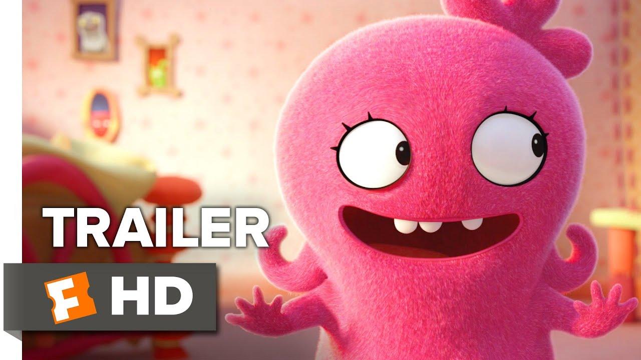 UglyDolls Online Movie Trailer