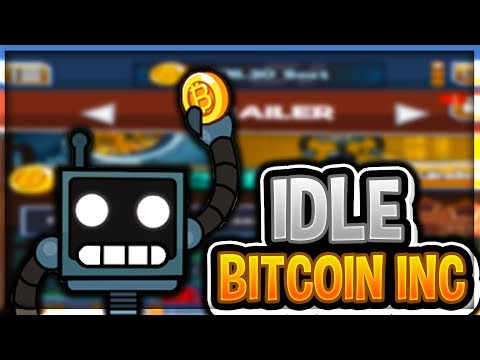 Idle Bitcoin Inc. Gameplay Part #1 | Voltrex Gaming