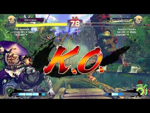 The Agonistt (Gouken) X Kenjiro (Gouken) - Endless Battle - AE2012 - 720p - Live PC