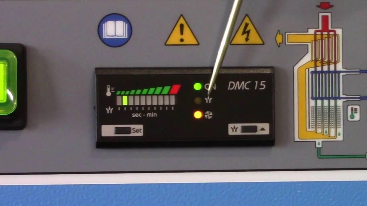 THE DMC 15 CONTROLLER ACT