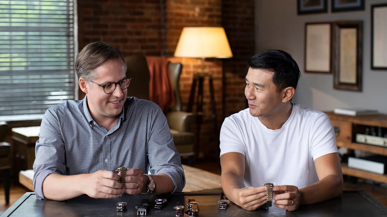 Download Talking Watches With Ronny Chieng