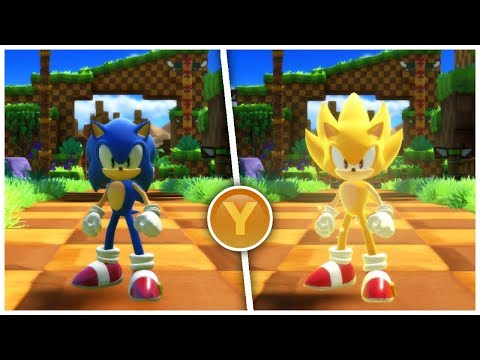 Sonic Forces ✪
