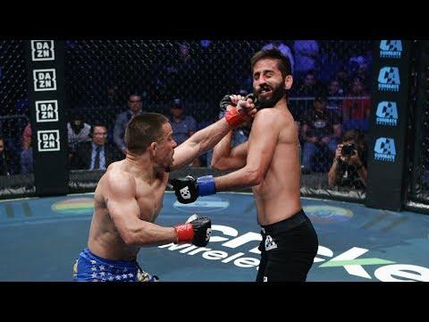 Hector Sandoval vs Jorge Calvo   MMA   Combate Stockton