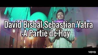 David Bisbal Sebastian Yatra A Partir De Hoy Letra Lyrics.mp3