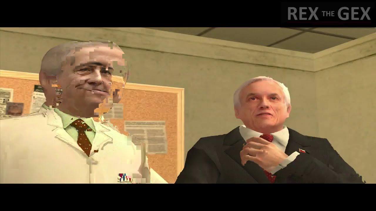 La verdad tras el robo en la Seremi de salud GTA San Andreas