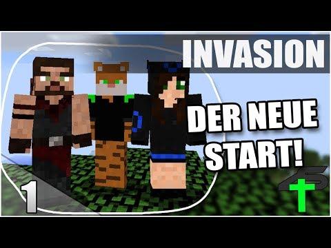 Der Neue Start | Invasion | #1 | Items4Sacred mit Balui und Miri [GER]