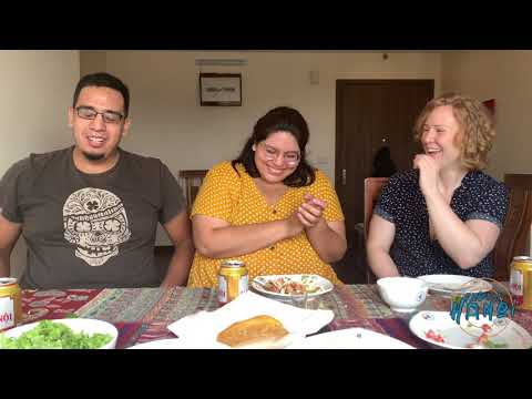 Intersecting Cultures: Mexican food in Vietnam