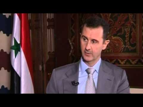 'LIVE & DIE' in SYRIA  | Syrian PRESIDENT, Bashar al-Assad VOWS  |