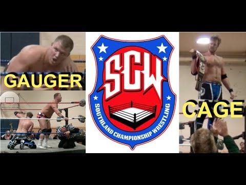 Maverick Cage vs. Ian Gauger -- 10/27/18