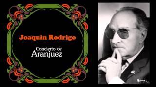 """Joaquín Rodrigo - II. «Adagio» del """"Concierto de Aranjuez"""" (1939)"""
