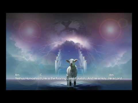 Yeshua Hamashiach - Jesus Is Lord - Majesty - Lyrics with Acords