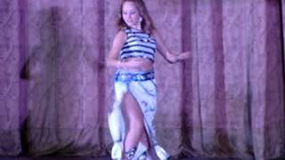 Восточный танец шоу