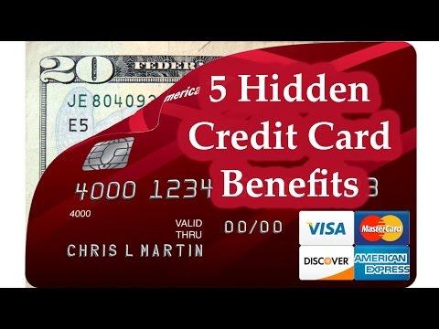 5 Hidden Credit Card Benefits   BeatTheBush
