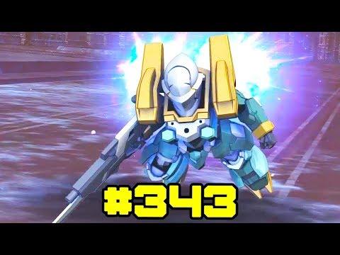 #343 HEKIJA JAJAJAJA ALL ATTACKS SHOWCASE - SD GUNDAM G GENERATION CROSS RAYS / Gジェネクロスレイズ