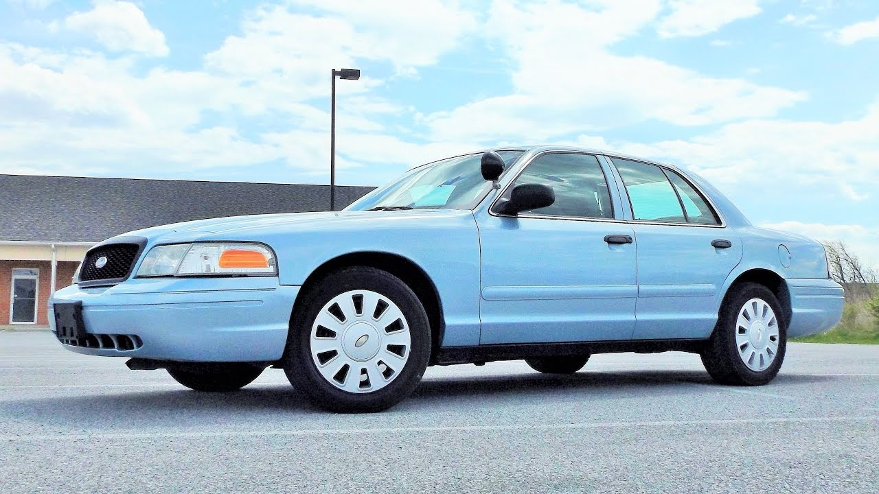 2007 ford crown victoria police interceptor review start up and tour youtube. Black Bedroom Furniture Sets. Home Design Ideas