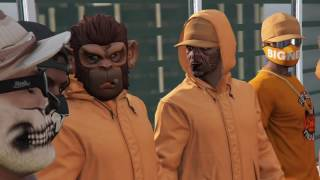 Grand Theft Maori KNUCKLE UP NATIVES