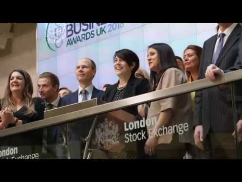 The Official Market Open of the Lloyds Bank National Business Awards 2018