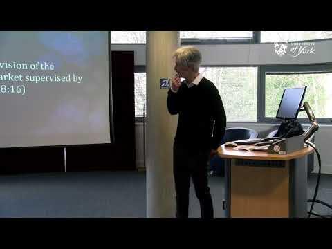 Language Teaching Forum, University of York. Alex Ding