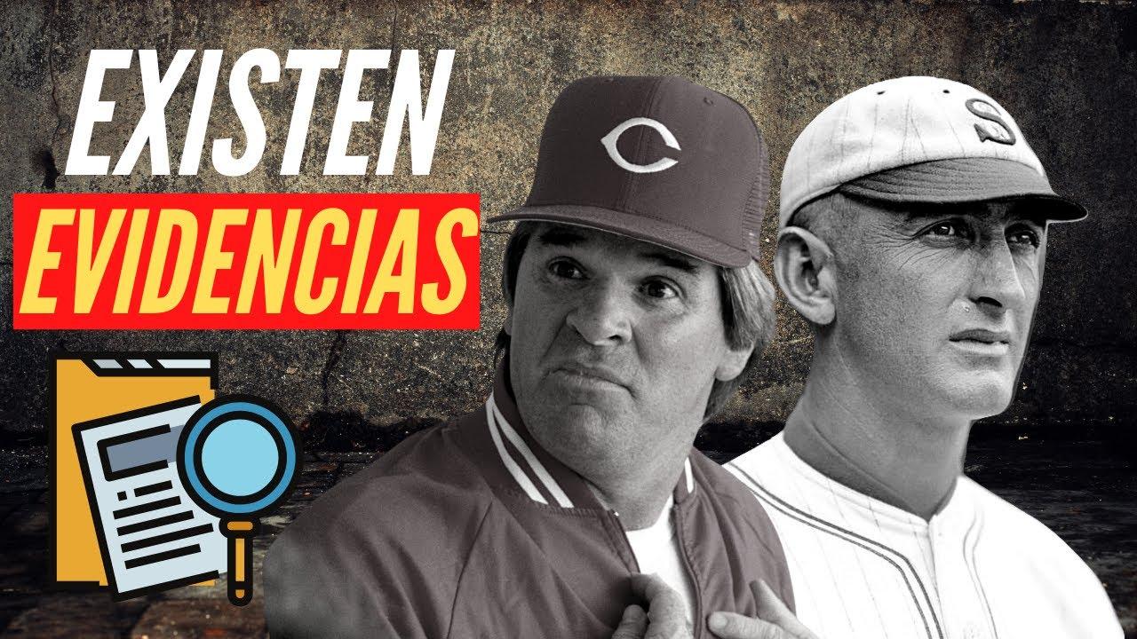 """Beisbol de Grandes Ligas: Perdonar a """"Shoeless"""" Joe Jackson o a Pete Rose"""