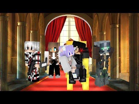"""Minecraft Сериал """"Команда кто я на самом деле"""". Серия 1 : Кто"""