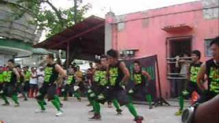south crew @ norkiz dance battle champion.......... maasin city