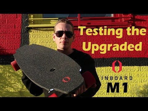 Inboard M1 Electric Skateboard Review (Upgraded Firmware) -